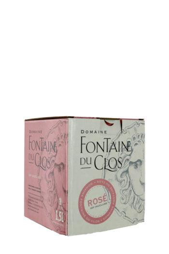 BIB Fontaine du Clos Rosé