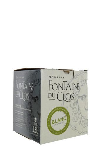 BIB Fontaine du Clos Blanc