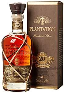 Coffret Plantation xo 20 ans + 2 verres