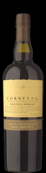 Banyuls Rimage Cornet & Cie Mise Précoce