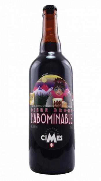 Les Cîmes L'Abominable 75cl
