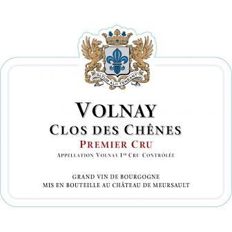 """Volnay 1er Cru """"Clos des Chênes"""